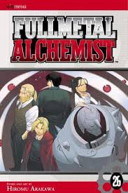 Fullmetal Alchemist: Finishing with a Bang